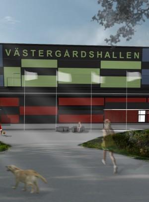 Västergårds arena -Södertälje
