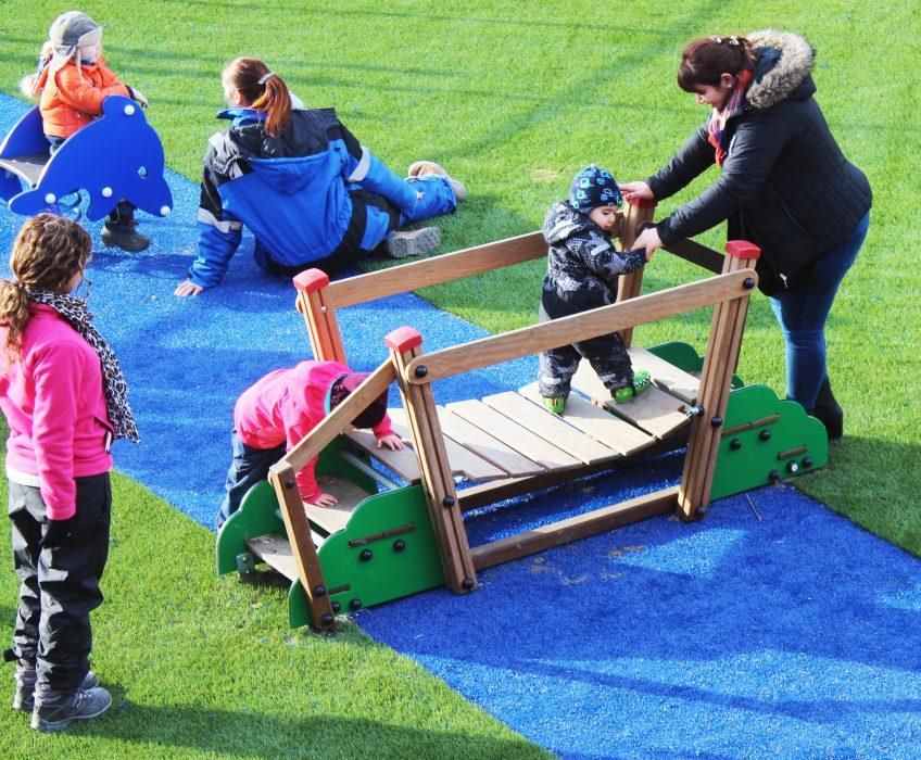Invigning av förskolan Utsikten