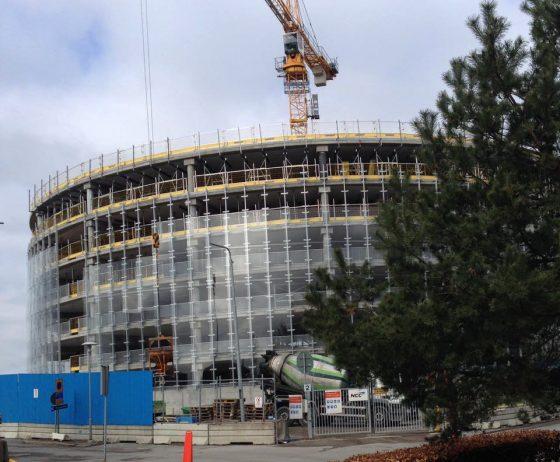 Karolinska institutet bygger ut