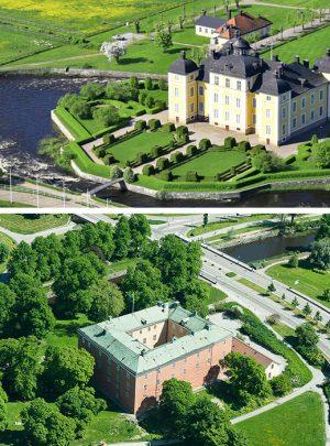 Västerås slott och Strömsholms slott