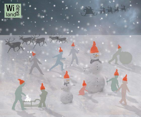 Wi önskar er alla en god jul och ett lekfullt nytt år!