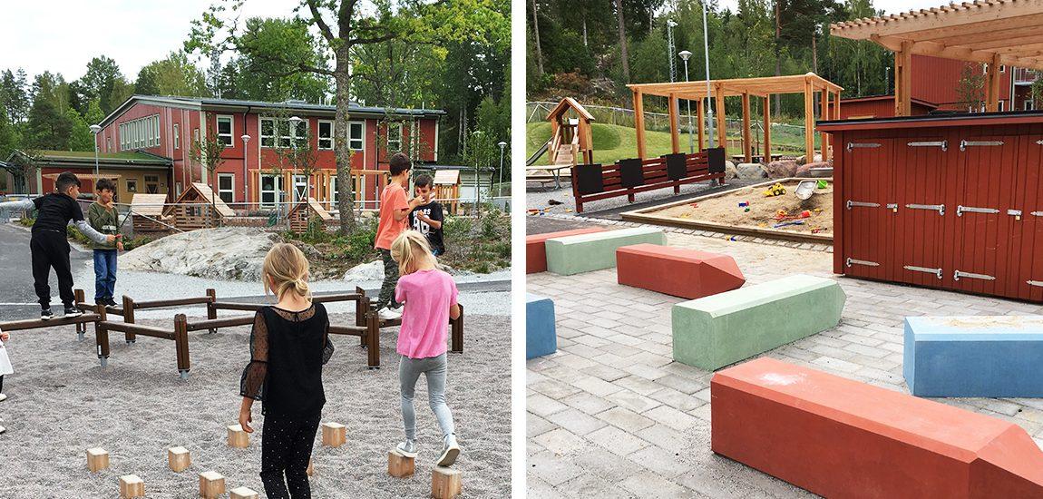 Viksberg skola, Södertälje