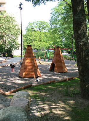 Temalekplats Ekuddsparken – Nacka