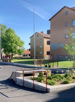 Aktivitetspark Hästskogatan – Linköping
