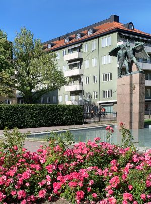 Raoul Wallenbergs plats – Linköping