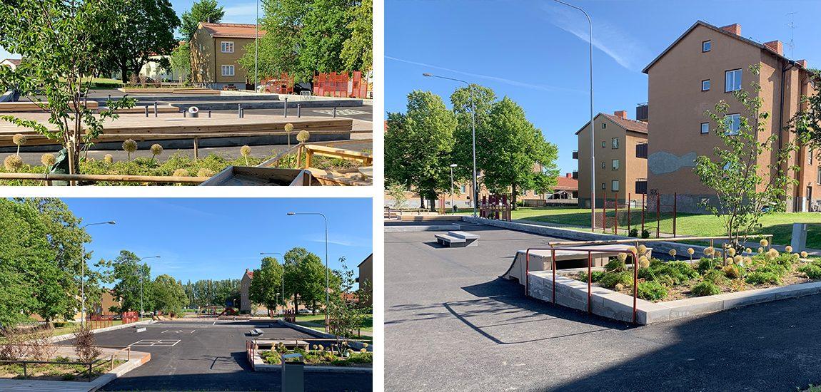 Aktivitetspark Hästskogatan, Linköping