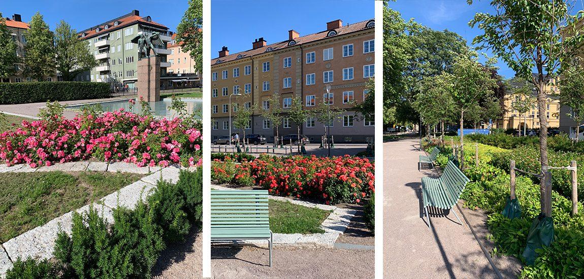 Raoul Wallenbergs plats, Linköping