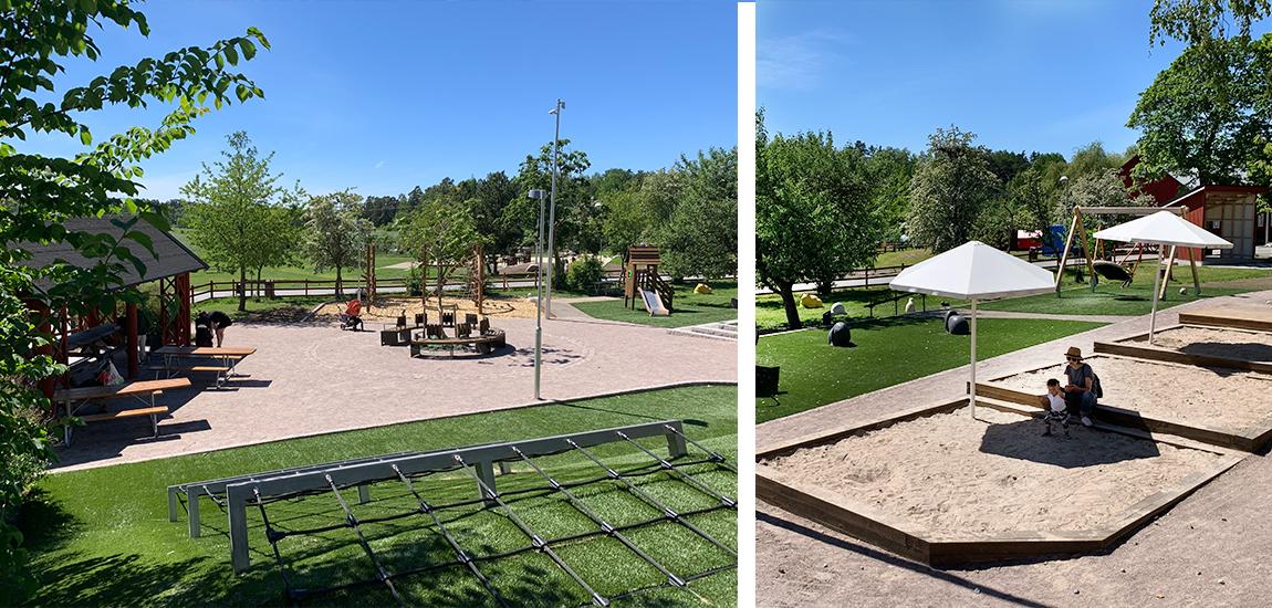 Husbygård lekpark