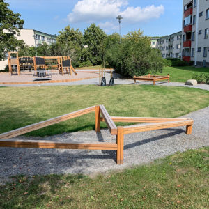 Lekpark Igelbodaplatån – Nacka